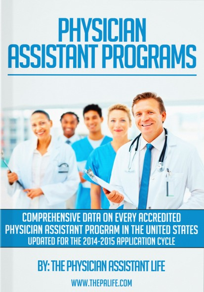 The Physician Assistant School And Program Directory Ebook