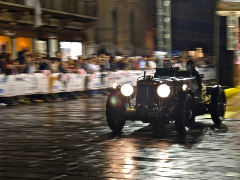 2013 Mille Miglia Storico   ©Tom Palladio Images
