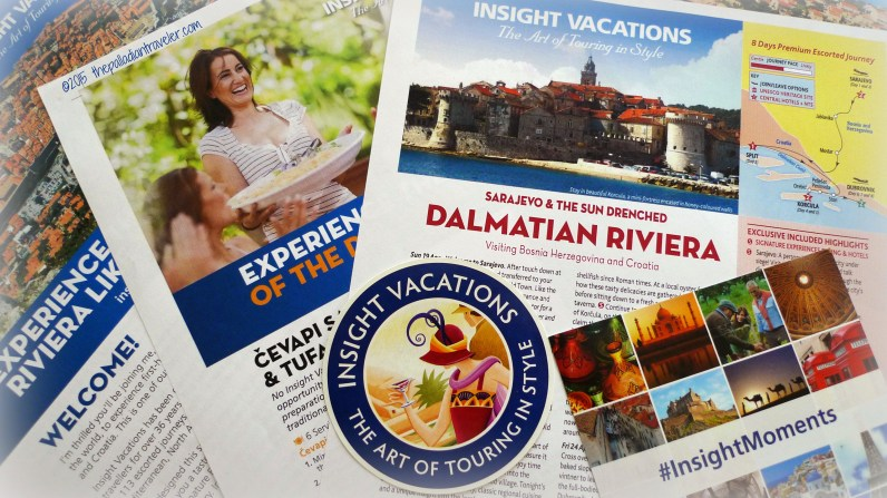 Destination Dalmatian Riviera   ©thepalladiantraveler.com