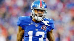 Odell's sacrifice key to Giants success