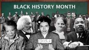 Black History Month: From the perspective of a Caucasian college student