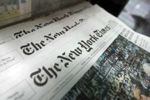 New York Times printed about wiretaps before