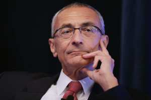 John Podesta may be in some trouble