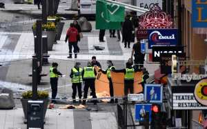 Sweden truck attack being treated as Terrorist attack by authorities