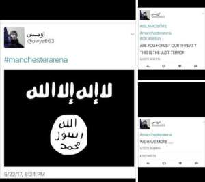 Breaking: Potential ISIS member​ tweets about Manchester Terror Attack