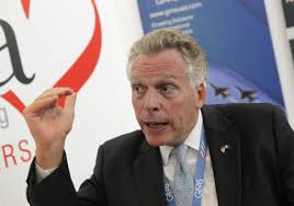 Democratic Governor Terry McAuliffe tries to cover up major voting fraud in Virgina