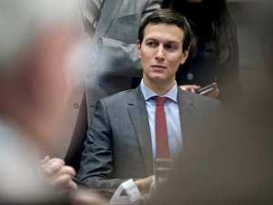 "Kushner: ""No part of the meeting I attended had anything to do with the campaign​"""
