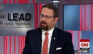 BAD TRUMP: Gorka out of Trump administration over President's failure to identify Islamic terrorism as Islamic