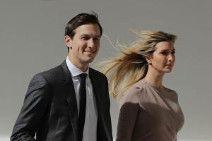 Breitbart: Jared Kushner and Ivanka could be out in 2018