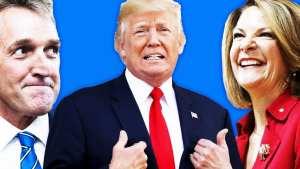 SHOCKER: Never-Trumper Jeff Flake losing big to Pro-Trump Kelli Ward in senate race