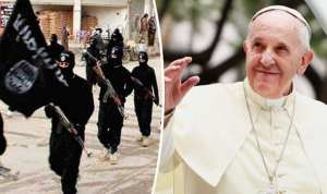 "ISIS threatens Pope Francis: ""We will have our vengeance"""