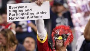 SHOCKER: Camera operators were ordered to avoid booing fans at NFL games over kneeling