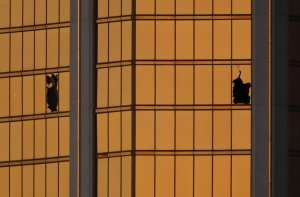 Maintenance worker warned Hotel of Las Vegas shooter before he opened fire on the crowd