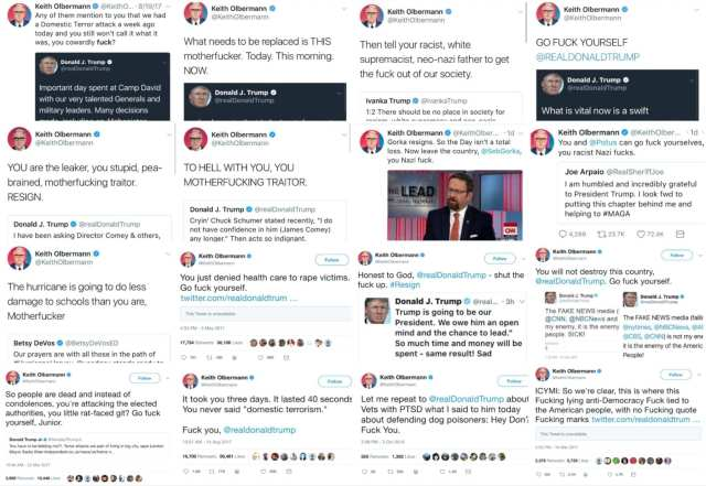 Olbermann-tweets