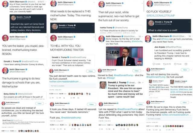 Olbermann-tweets