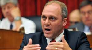 Scalise: Experience Getting Shot 'Fortified' My Support for Second Amendment