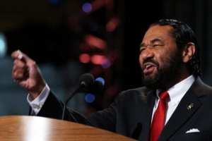 Dem Congressman Al Green Sends Preemptive Press Release Denying Sexual Assault Allegation