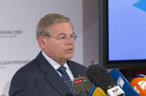 """WATCH: Senator Menendez thanks the media for being """"kind"""" to him"""