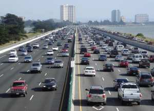 California considering mileage tax on drivers