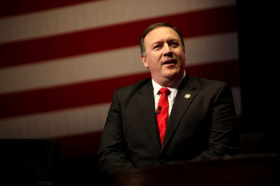 Report: Pompeo appointment signals administration getting tougher on Russia