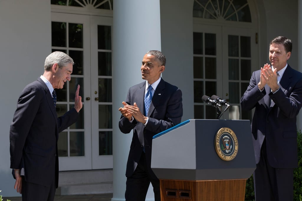 Report: Robert Mueller focusing on events after election, not collusion