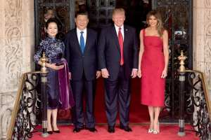 LEAK: Trump Xi Jinping comment leaked to CNN from Republican donor lunch