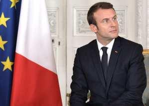 TRUMP EFFECT: Macron talks of 'New Deal' with Iran
