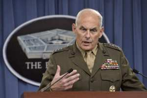 """Gen. Kelly blast MSM: Their sources are """"dishonorable"""", """"low-level"""""""