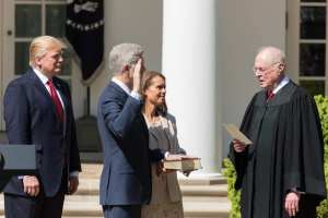 REMINDER: RETIRING JUSTICE KENNEDY WAS SWING VOTER