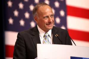 Rep. Steve King: America is heading towards another Civil War