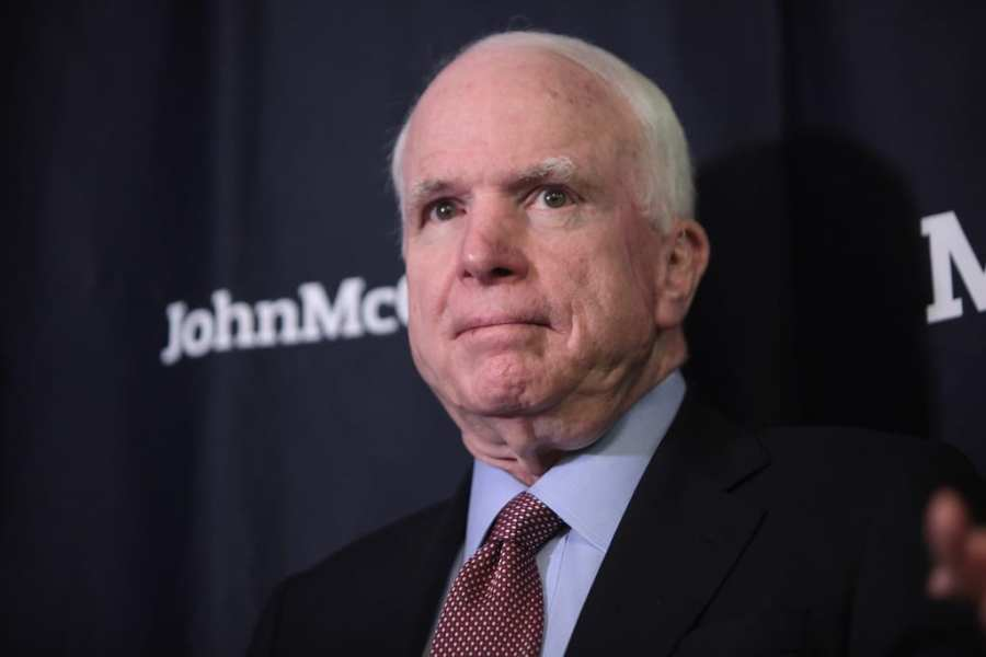 Report: documents reveal John McCain staff urged Obama IRS to illegally target conservative groups