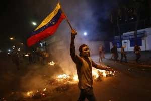 SOCIALISM: Venezuela ranked most dangerous country