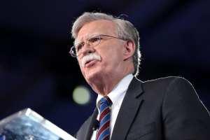 John Bolton: Mueller indictments 'strengthen' Trump's hand at Putin Summit