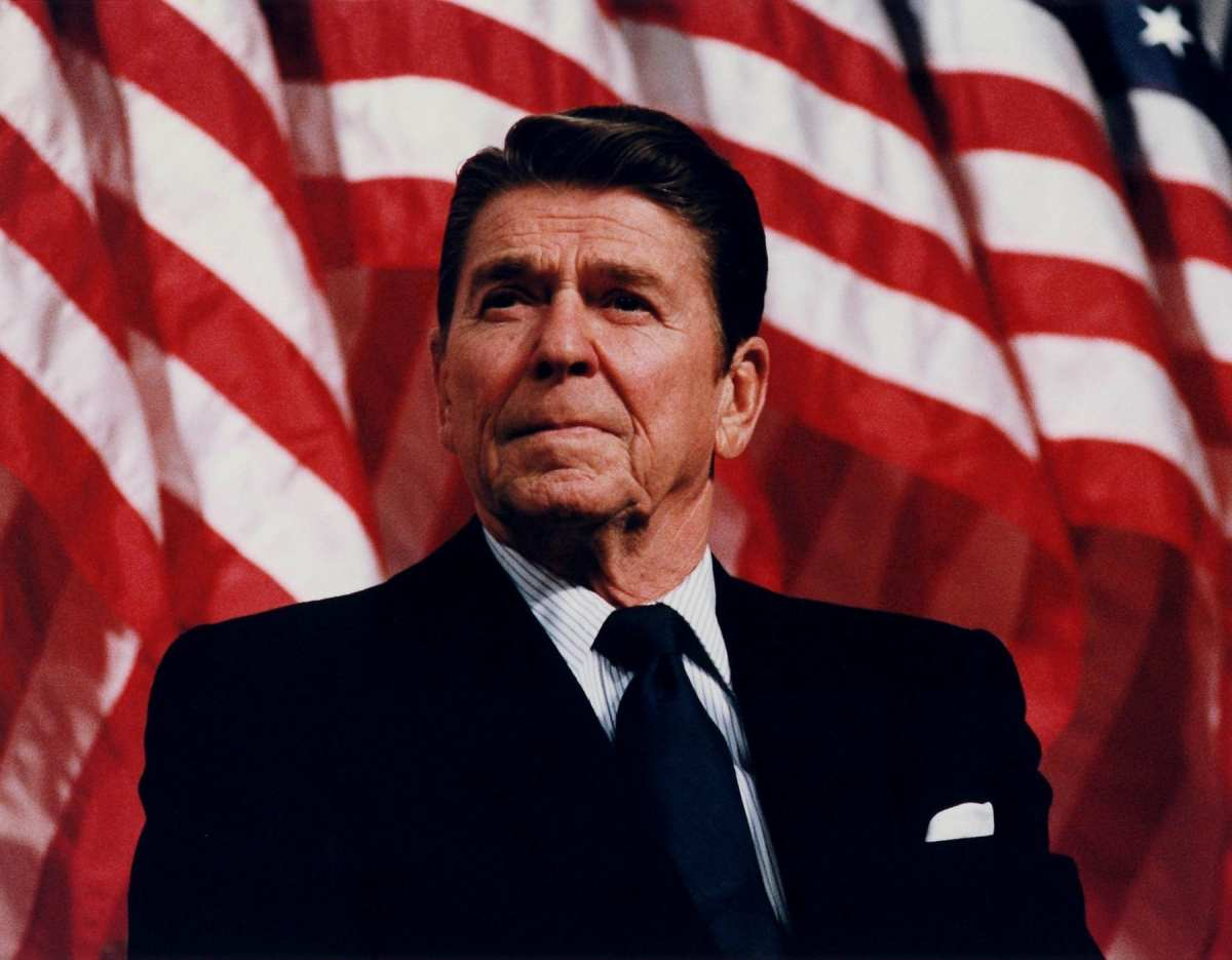 FLASHBACK: MSM reacts with mass hysteria to Reagan's Russia summit