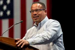 DNC Chief Keith Ellison accused of Domestic Abuse: 'Get the F*ck out of my house'