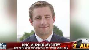 Two elected left-leaning lawmakers were at hospital day of Seth Rich's murder