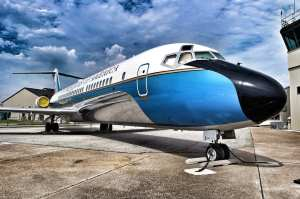 PERFECT! Trump authorized Air Force 2 to transport John McCain's casket