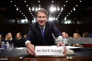 HS FRIEND! Kavanaugh 'has always treated women with decency and respect'