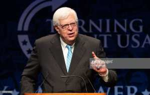 Dennis Prager! Charges Against Kavanaugh Should Be Ignored