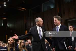 BREAKING! Kavanaugh vote Monday if Ford's attorneys don't respond by 10 PM