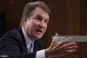 BOMBSHELL! Judiciary talking to someone who thinks he forced himself on Dr. Ford not Judge Kavanaugh
