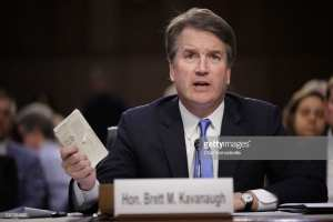 Kavanaugh accuser's legal advisor has donated to Clinton, Obama, and Kerry
