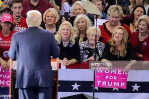 BANG! Republicans see major gains with Women, Middle-Class voters