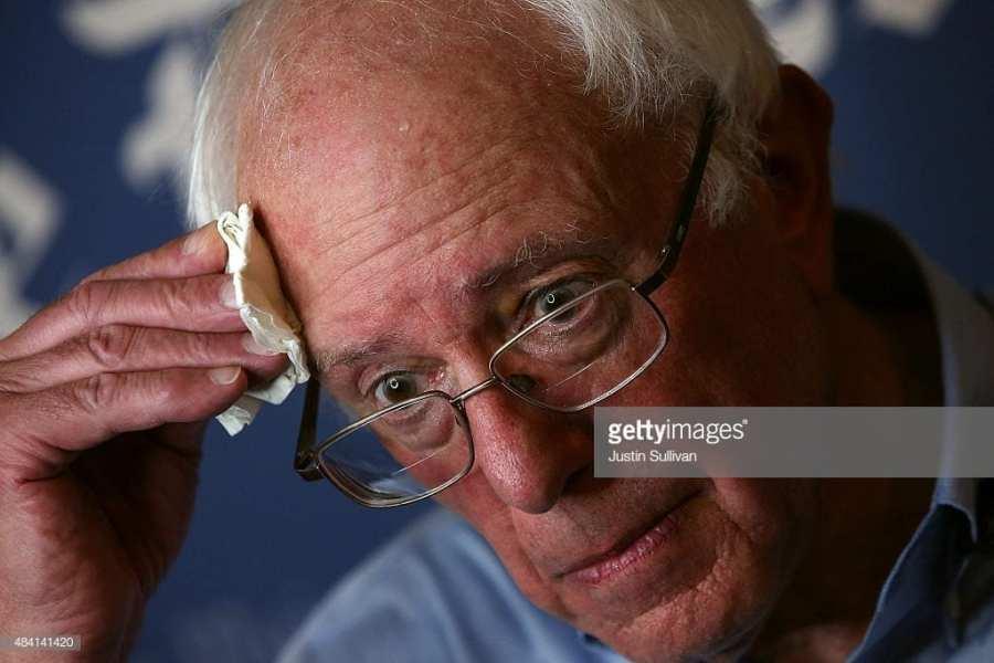 CRAZY Bernie Sanders is getting played by Jeff Bezos