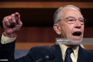 BOOM! Grassley asks for ALL communications between Ford and TOP DEMS