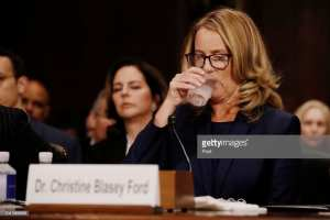 REPORT: BLASEY FORD BEST FRIEND ALSO CAREER FBI AGENT
