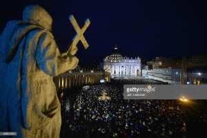 Decades-old human remains found under Vatican owned property