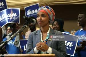 """Pro-Sharia Democrat Congressional candidate Ilhan Omar defends tweet on """"evil doings of Israel"""""""