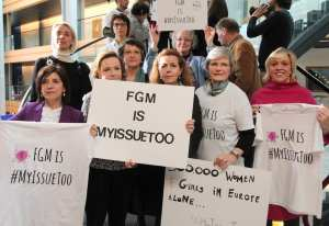 CDC! Over 513k women at risk of genital mutilation