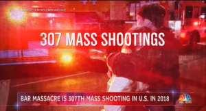FAKE NEWS! NBC, CBS push false mass shootings stat AGAIN